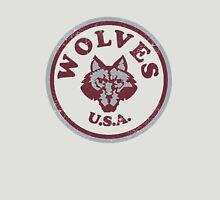 Los Angeles Wolves Defunct Soccer/Football Team Unisex T-Shirt