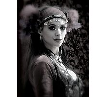 The Gypsy's Gaze Photographic Print