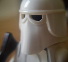 Snowtrooper by Daniel Almeida