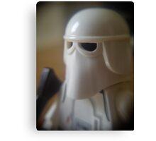 Snowtrooper Canvas Print