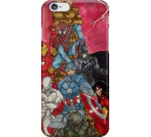 Justice iPhone Case/Skin