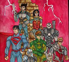 Justice 2 by Daniel Almeida