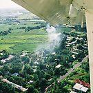 Frightening Fiji Flight by Allison Lane