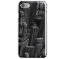 Tribal Carvings iPhone Case/Skin