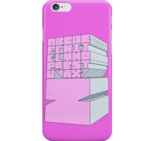 Z's Alphabet iPhone Case/Skin