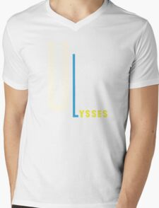 James Joyce – Ulysses Mens V-Neck T-Shirt