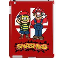 Smashing- B iPad Case/Skin