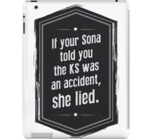League of Legends - Sona KS iPad Case/Skin