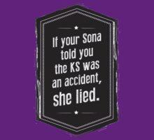 League of Legends - Sona KS T-Shirt