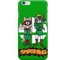 Smashing- X iPhone Case/Skin