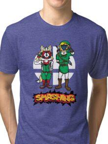 Smashing- X Tri-blend T-Shirt
