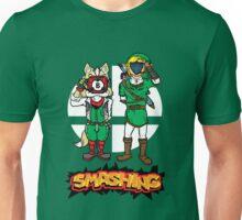 Smashing- X Unisex T-Shirt
