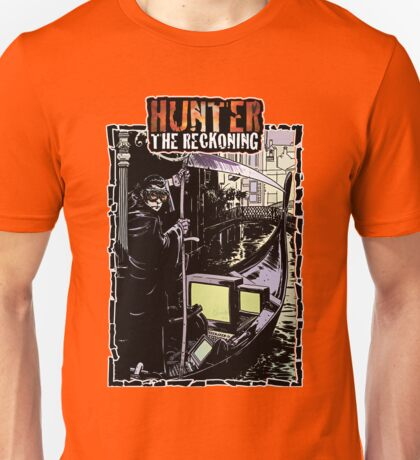 Reckoning Cover Art: Visionaries Unisex T-Shirt