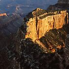 Grand Canyon At Sunset by Rich Sirko