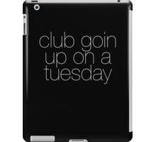 ILoveMakonnen and Drake - Tuesday  iPad Case/Skin