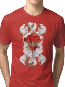 Roman Marble Tri-blend T-Shirt