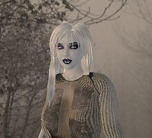 Violet Eyes by Shoshana Epsilon