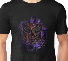 Autobots Abstractness version 2.0 Unisex T-Shirt