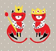 Royalty by thekitschycat