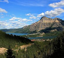 Waterton Lakes National Park - Carthew-Alderson Hiking Trail 11 by Vickie Emms