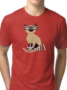 Smart Siamese Tri-blend T-Shirt