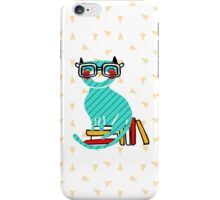 Smart Kitty iPhone Case/Skin