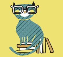 Smart Kitty Kids Tee