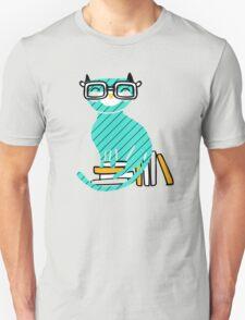 Smart Kitty Unisex T-Shirt