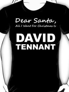 Dear Santa8 T-Shirt