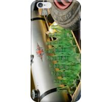Vintage truck bed  iPhone Case/Skin