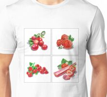 Red Vitamins Unisex T-Shirt