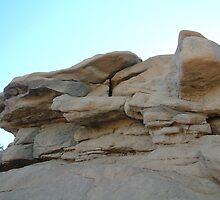 Rock Formation by iriserasmus
