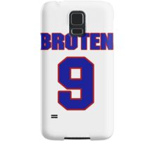National Hockey player Neal Broten jersey 9 Samsung Galaxy Case/Skin