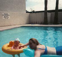 In the Pool by karen66