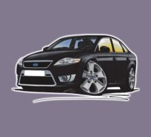 Ford Mondeo (Mk4) X Sport Black Kids Clothes