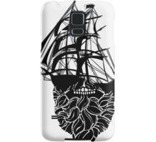 Beard Ship Samsung Galaxy Case/Skin