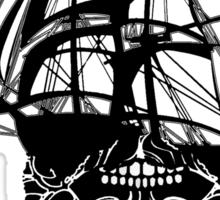 Beard Ship Sticker