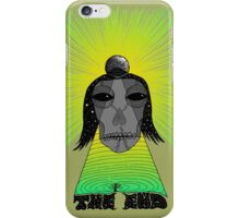 Aliens - The End iPhone Case/Skin
