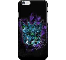 Decepticons Abstractness version 2.0 iPhone Case/Skin