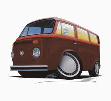 VW Bay Window Camper Van (F) Kids Clothes