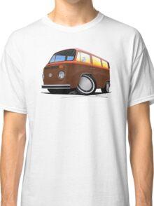 VW Bay Window Camper Van (F) Classic T-Shirt