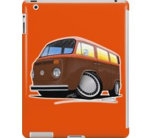 VW Bay Window Camper Van (F) iPad Case/Skin