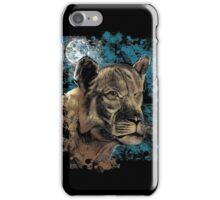 Night Hunt iPhone Case/Skin