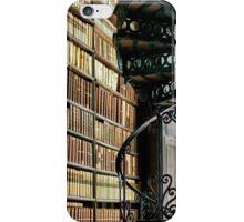 Trinity Library Dublin Ireland iPhone Case/Skin