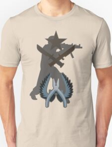 Counter Strike CT & T T-Shirt