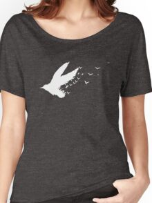 Big Bird on dark Women's Relaxed Fit T-Shirt
