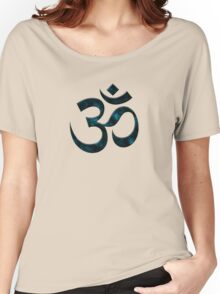 Om symbol Women's Relaxed Fit T-Shirt