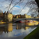 Lendal Bridge at York by Hertsman