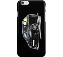 BMW 3-series (E90) Black iPhone Case/Skin
