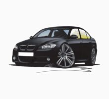 BMW 3-series (E90) Black T-Shirt